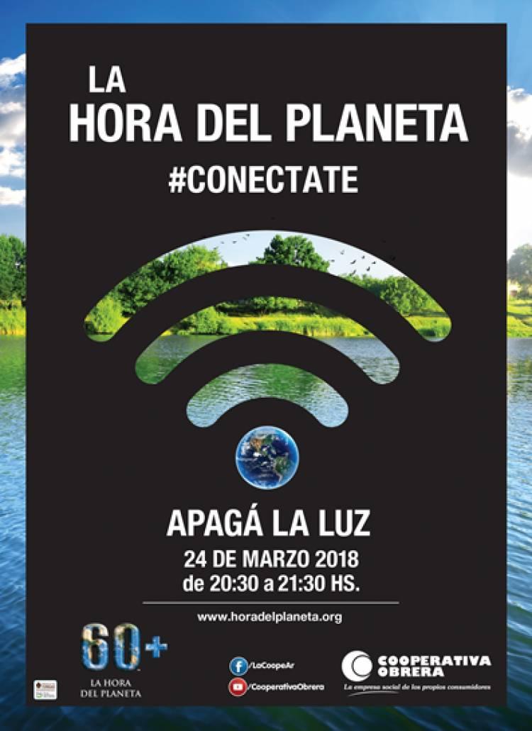 """La """"Hora del Planeta"""""""