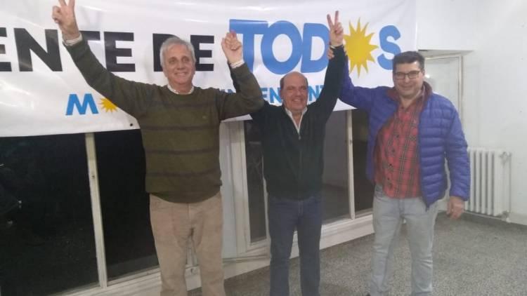 """Ricardo Moccero: """"El pueblo sabe que somos responsables al momento de gobernar"""""""