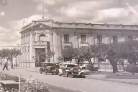Micro Histórico: La sucursal del Banco Provincia asiste a sus clientes desde hace cien años