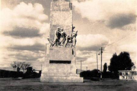 Micro Histórico: Antonio Bagué, un creador de dos obras importantes