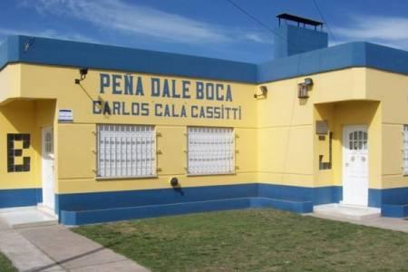 La Peña Dale Boca está organizando un viaje para ir a ver a Boca-Newell's