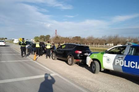 Detenida por transportar cocaína