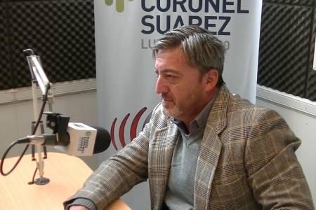 """Roberto Olmedo: """"La Exposición es una vidriera para el productor"""""""