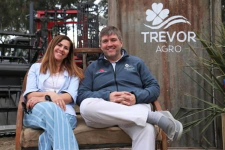 """""""Trevor Agro"""" se prepara para una muestra dinámica"""