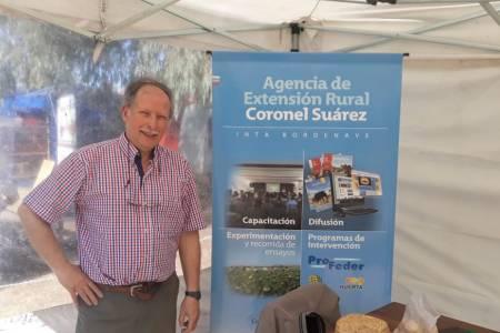 El INTA promueve la conservación del suelo