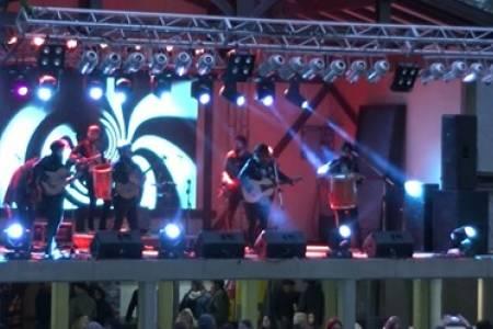 'Los Tabaleros' desplegaron todo su talento en la Expo