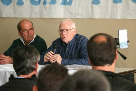"""Fernández Pastor: """"El sistema de Seguridad Social Argentino fue saqueado"""""""