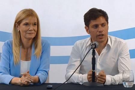 "Axel Kicillof volvió a criticar a Vidal: ""Nos dejaron tierra arrasada"""