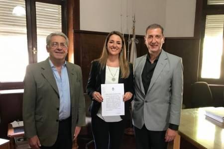 Nisela Wagner es la nueva Auxiliar Letrada de la Ayudantía Fiscal de Coronel Suárez