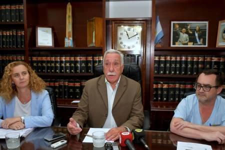 """""""Vamos a entregar un municipio en mucho mejores condiciones que el que recibimos"""""""