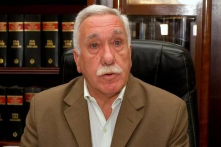 El intendente Roberto Palacio desmintió rotundamente declaraciones de Ricardo Moccero