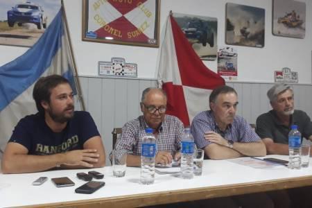 7 y 8 de marzo 43º Rally Coronel Suárez. Anunciaron detalles los directivos del Automoto Club