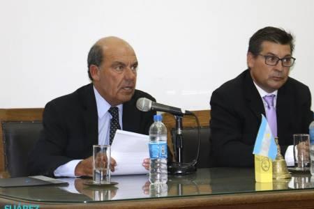 Mensaje del Intendente Moccero al inicio de las sesiones ordinarias del Concejo