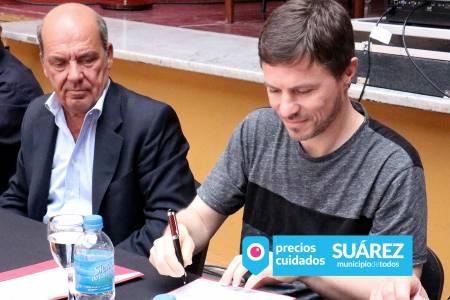 Precios Cuidados llegó a Coronel Suárez con una canasta de productos con precios de referencia