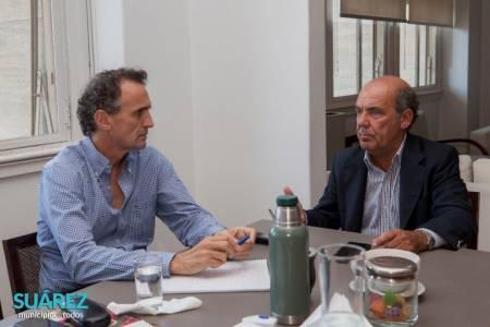 Moccero logró destrabar los fondos para finalizar las viviendas de Techo Digno