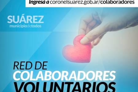 Red de Colaboradores Voluntarios Municipalidad de Coronel Suárez - Emergencia COVID-19