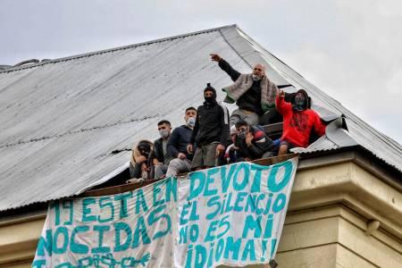 Cacerolazo nacional por la liberación de presos