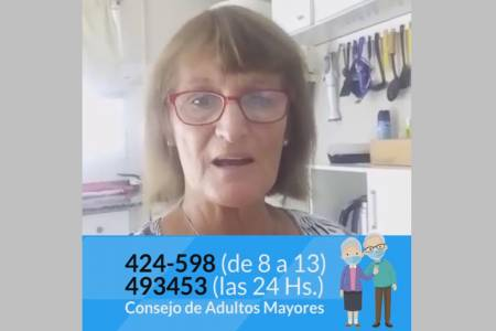 ¡El Consejo de Adultos Mayores más activo que nunca y ahora virtual!