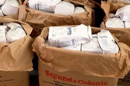 Red Solidaria: El Molino San José donó más de 1.600 kilos de harina