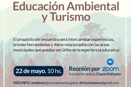 """Primer conversatorio """"Educación Ambiental y Turismo"""""""