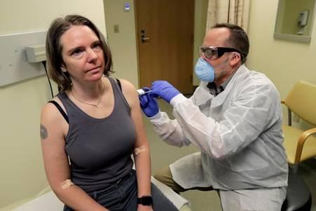 Una vacuna experimental desarrollada en Estados Unidos despierta expectativas