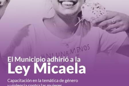El Municipio de Coronel Suárez adhirió a la Ley Micaela
