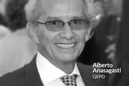 Alberto Anasagasti QEPD