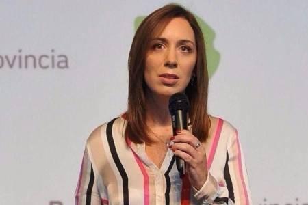 El test por coronavirus le dio positivo a la ex gobernadora María Eugenia Vidal