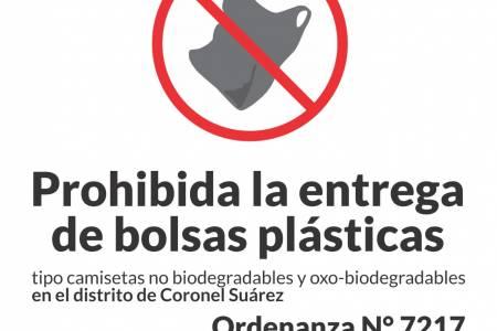Cuidemos el Medio Ambiente: no utilicemos bolsas plásticas tipo camisetas no biodegradables y oxo-biodegradables