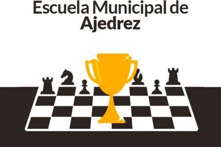 Intensa actividad de la Escuela Municipal de Ajedrez