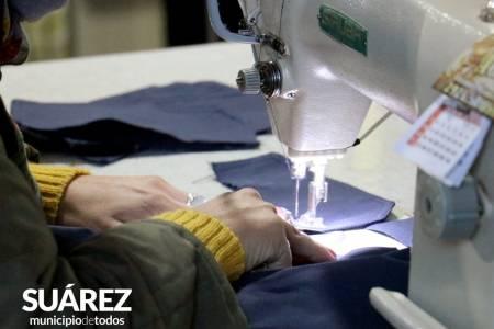 Importante crecimiento del sector textil de Coronel Suárez