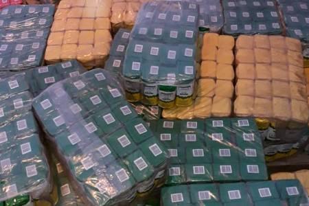 Desarrollo para la Comunidad envió una importante donación de alimentos