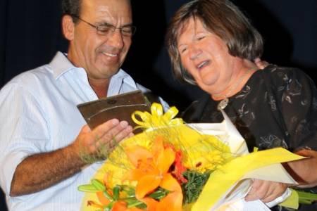 Zulma Pomphile de Cobeaga es la Ciudadana Destacada 2020