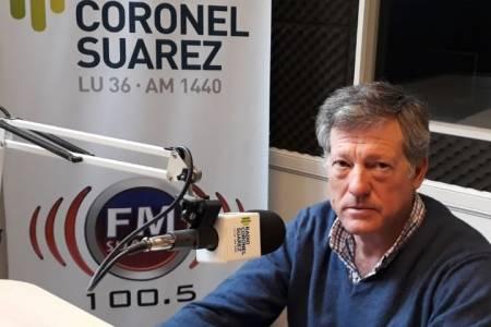El Ing. Agr. Diego Lodos asumió la presidencia de la Sociedad Rural de Coronel Suárez