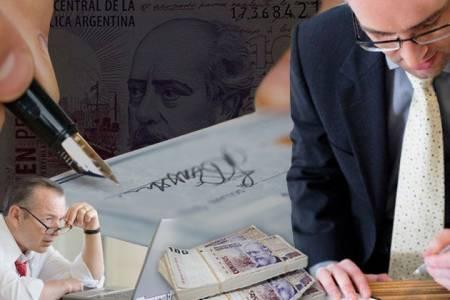 """Sica admitió que hay """"alerta"""" en el Gobierno por cheques rechazados que rozan los $30.000 millones"""