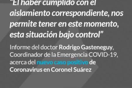 Gasteneguy explica a la comunidad la situación epidemiológica ante la confirmación de un nuevo caso de COVID-19