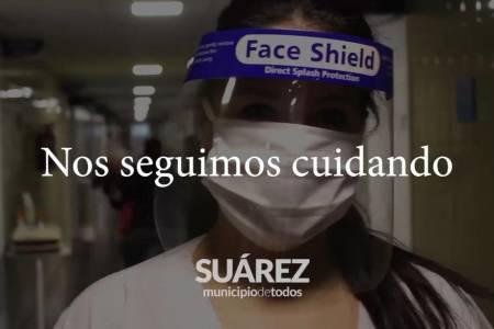 ¡El conmovedor mensaje del equipo de salud del Hospital Municipal para la comunidad de Coronel Suárez!