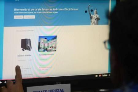 """Llegan a Bahía los remates virtuales para ponerle un freno a """"La Liga"""""""