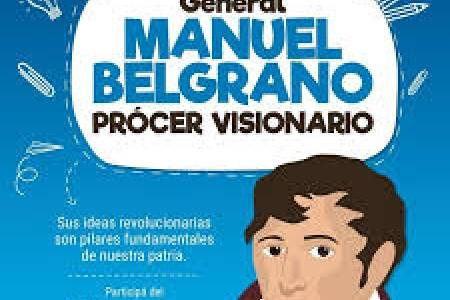 33° Certamen Escolar Manuel Belgrano, prócer visionario