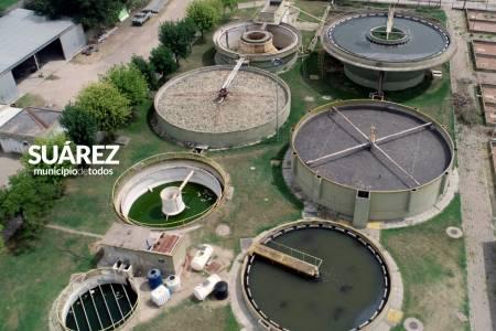 Se invertirán más de 10 millones de pesos en la obra de cloacas para Villa Belgrano