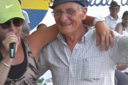 Con profunda tristeza despedimos a nuestro querido vecino Emilio Schwab