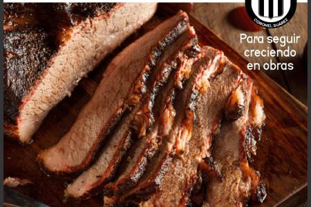 Blanco y Negro - Gran venta de carne asada