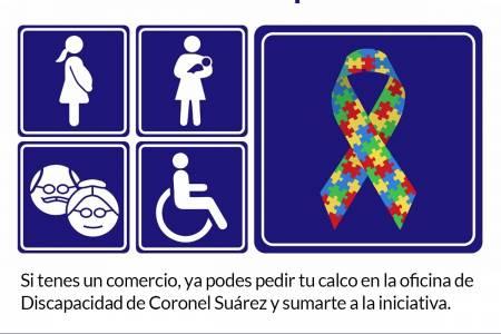 Coronel Suárez: Personas con necesidades especiales tendrán atención prioritaria