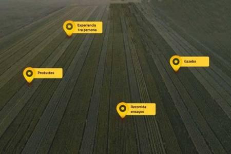 Nidera Semillas propone una recorrida 360 por su Campo Líder de trigo