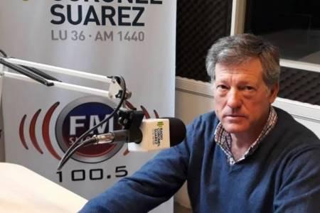 Ing. Diego Lodos: la palabra de gran parte de la política está devaluada