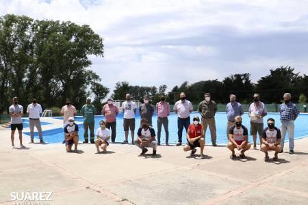 Balneario Municipal: se inauguró la temporada de verano