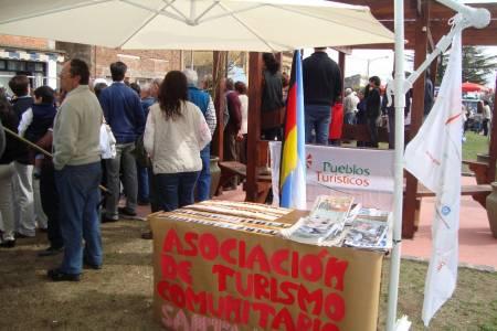 La Comisión de la Asociación de Turismo Comunitario Santa María renovó autoridades