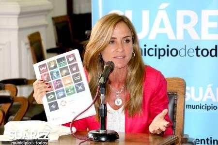 Victoria Tolosa Paz sumó a Coronel Suárez a la Agenda 2030