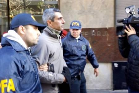 Megaoperativo contra funcionarios K: detienen a Roberto Baratta, mano derecha de De Vido