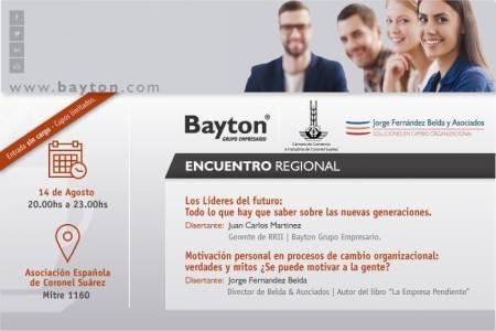 La Cámara de Comercio e Industria de Coronel Suárez organiza un encuentro regional de capacitación